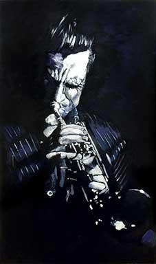 Chet Baker Trompete