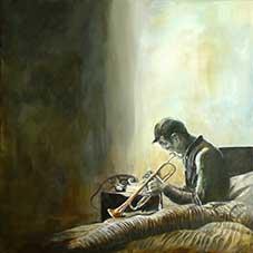 Chet Baker Zimmer
