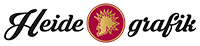 Heidegrafik – Grafikdesign und Prepress-Service Logo